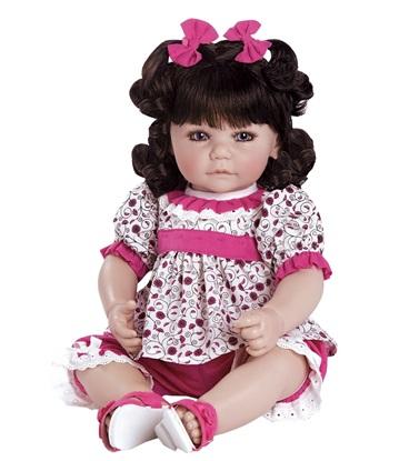 Picture of Cutie Patootie - Dk Brown Hair, Blue Eyes