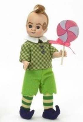 Picture of Green Lollipop Munchkin - Wizard of Oz