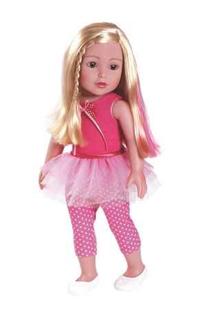 Picture for category Amer-Type 18 In Dolls - 46 cm