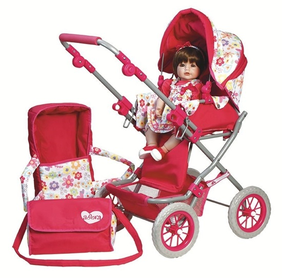 Picture of Deluxe Stroller