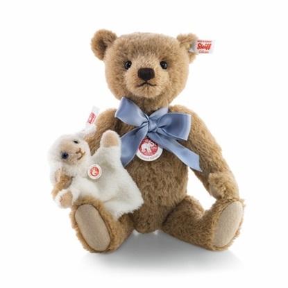 Picture of Little Boy Blue Teddy Bear