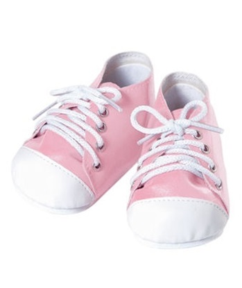 Picture of Pink Tennis Shoes