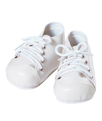 Picture of White Tennis Shoes