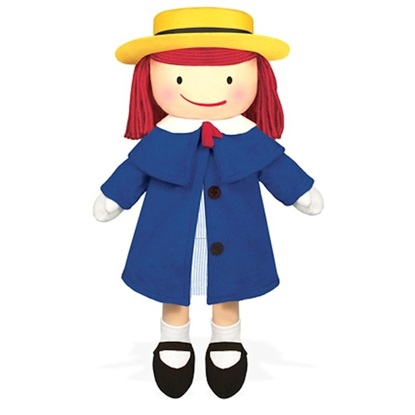 Picture of Madeline - 16 inch soft doll