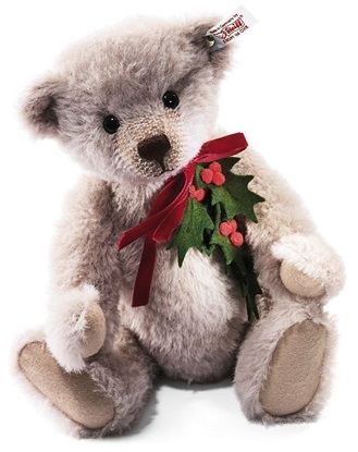 Picture of Holly Berry Teddy Bear