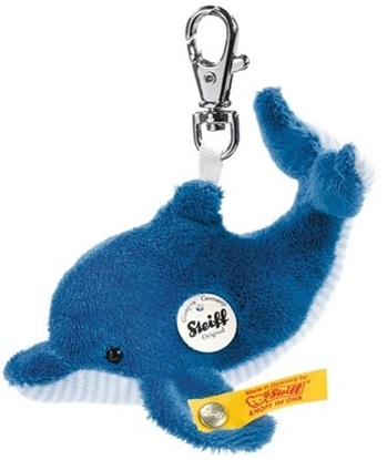 Picture of Clippy Dolphin Keyring