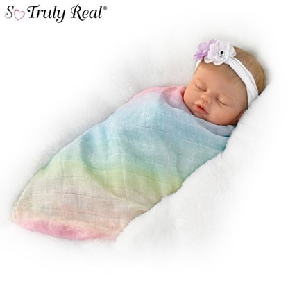 Picture of Swaddled So Sweetly - Cloth Body