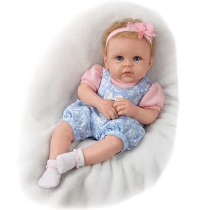 Picture of Little Livie - Silicone with cloth body