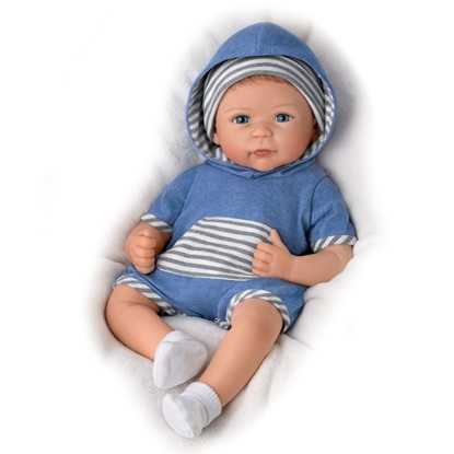 Picture of Caleb - Pure Silicone with Cloth Body