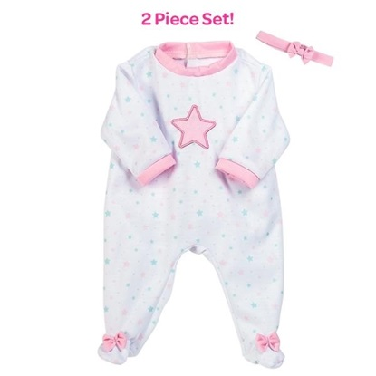 "Picture of Shining Star Outfit - Fits 16"" dolls"