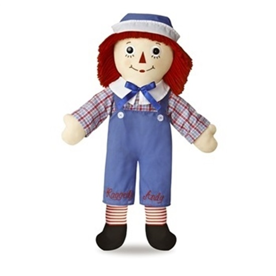 Picture of Raggedy Andy - 25 inches