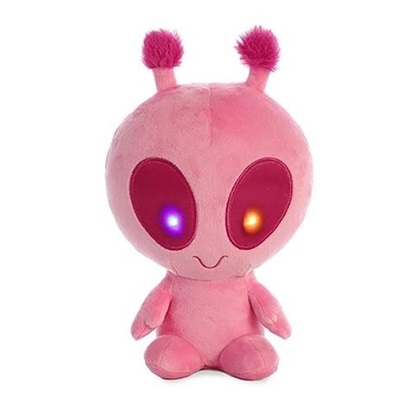Picture of Galactic Cuties - Light Up Alien - Pink