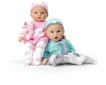 Picture of Middleton Doll Newborn Twins