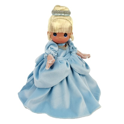 "Picture of ""Enchanted Cinderella "" - Linda Rick - The Dollmaker - 9 inches -  New in 2019"