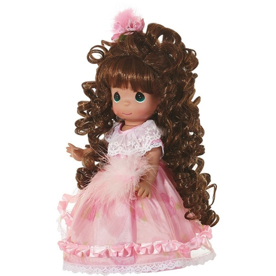 "Picture of ""Curly Locks"" - Linda Rick - The Dollmaker - 12 inches - New in 2019"