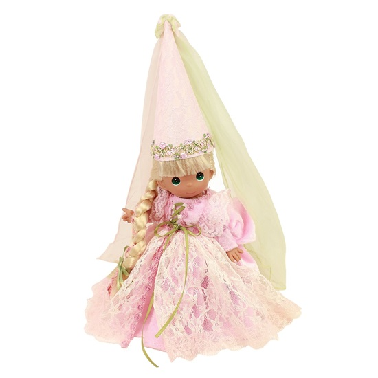 "Picture of ""Enchanted Rapunzel "" - Linda Rick - The Dollmaker - 9 inches -  New in 2019"