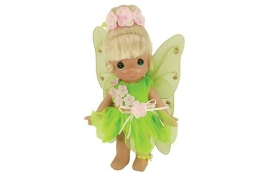 """Picture of """"Enchanted Tinkerbelle"""" - Linda Rick - The Dollmaker - 9 inches -  New in 2019"""