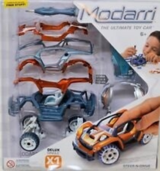 Picture of Modarri - Build It Yourself Toy Car - X1   Dirt Deluxe Single Car - 1132-01