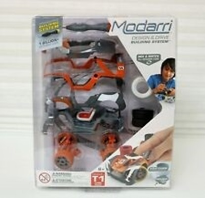 Picture of Modarri - Build it Yourself Toy Car - T1 Turbo Track Delxue Single - 1153-01