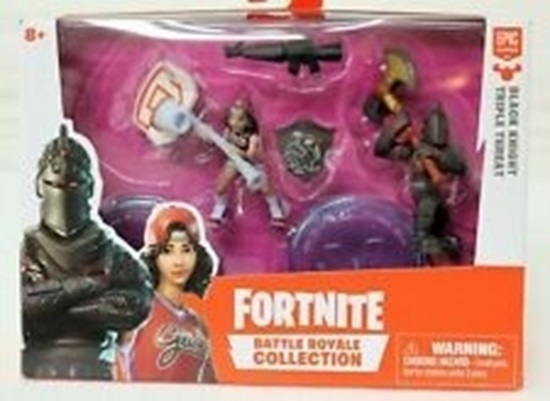 """Picture of Fortnight - Battle Royale Collection - """"Black Knight & Triple Threat"""""""