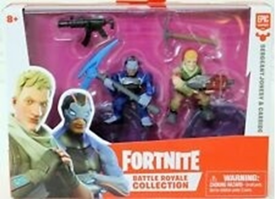 """Picture of Fortnight - Battle Royale Collection - """"Sergeant Jonsey & Carbide"""""""