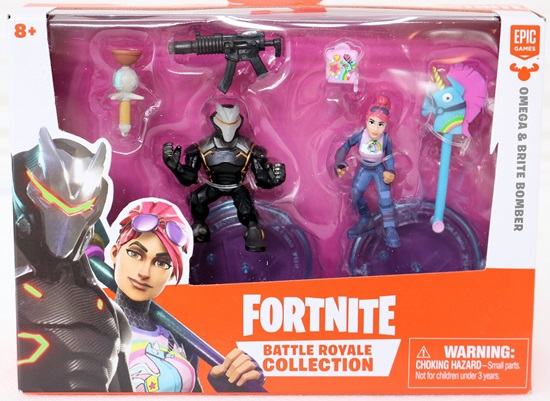 """Picture of Fortnight - Battle Royale Collection - """"Omega & Brite Bomber"""""""