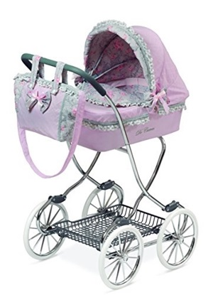 Picture of Chrome Classic Romantic Pram