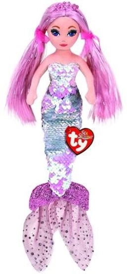 "Picture of Sea Sequins Plush Mermaid - ""Cora"" - 10 inches"