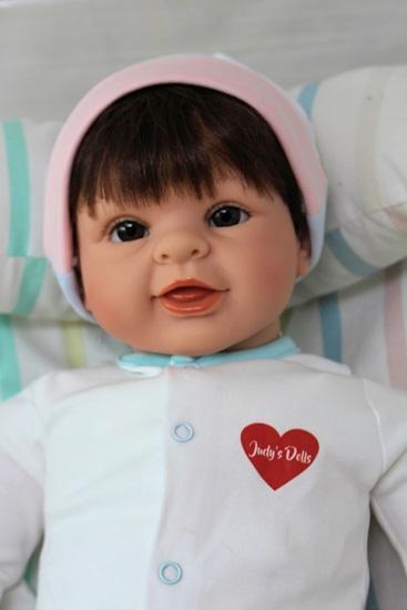 Picture of Happy Baby - Brn Hair, Brn Eyes